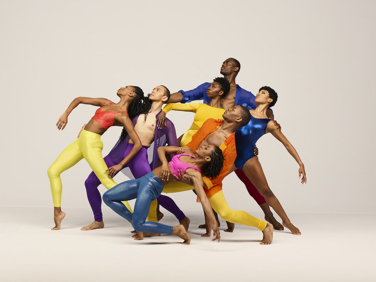Alvin Ailey American Dance Theater. Photo by Andrew Eccles 2